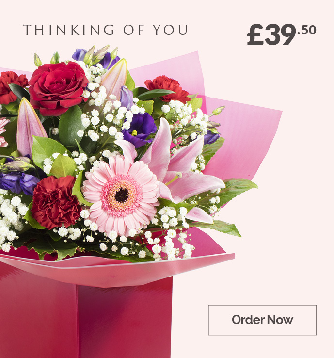 Order Thinking of You £39.50