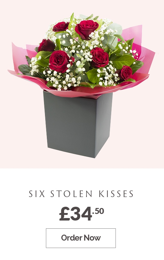 Order Six Stolen Kisses £34.50