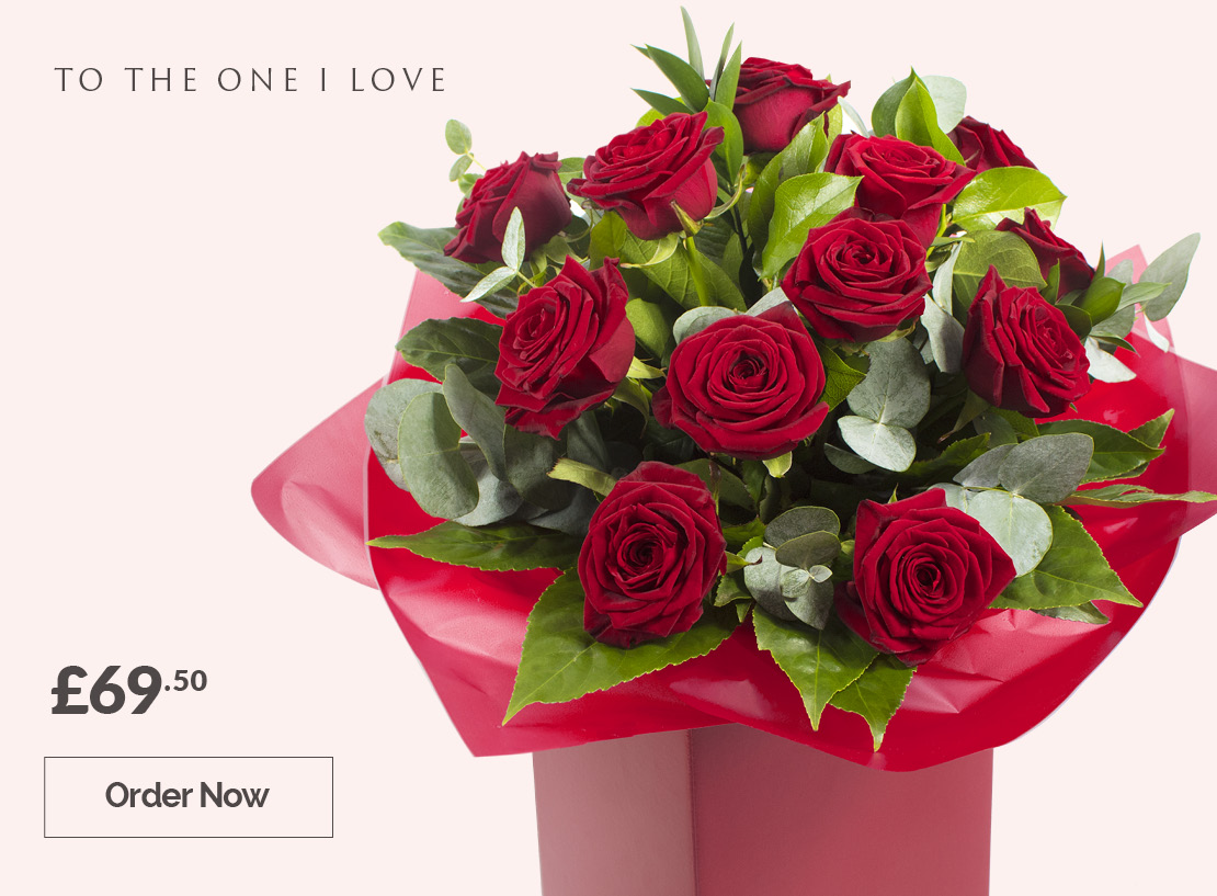 Order To The One I Love £69.50