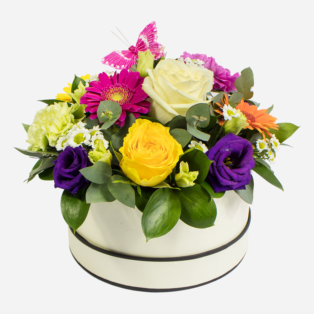 Make It A Happy Mothers Day With Flowers On Sunday 11th March