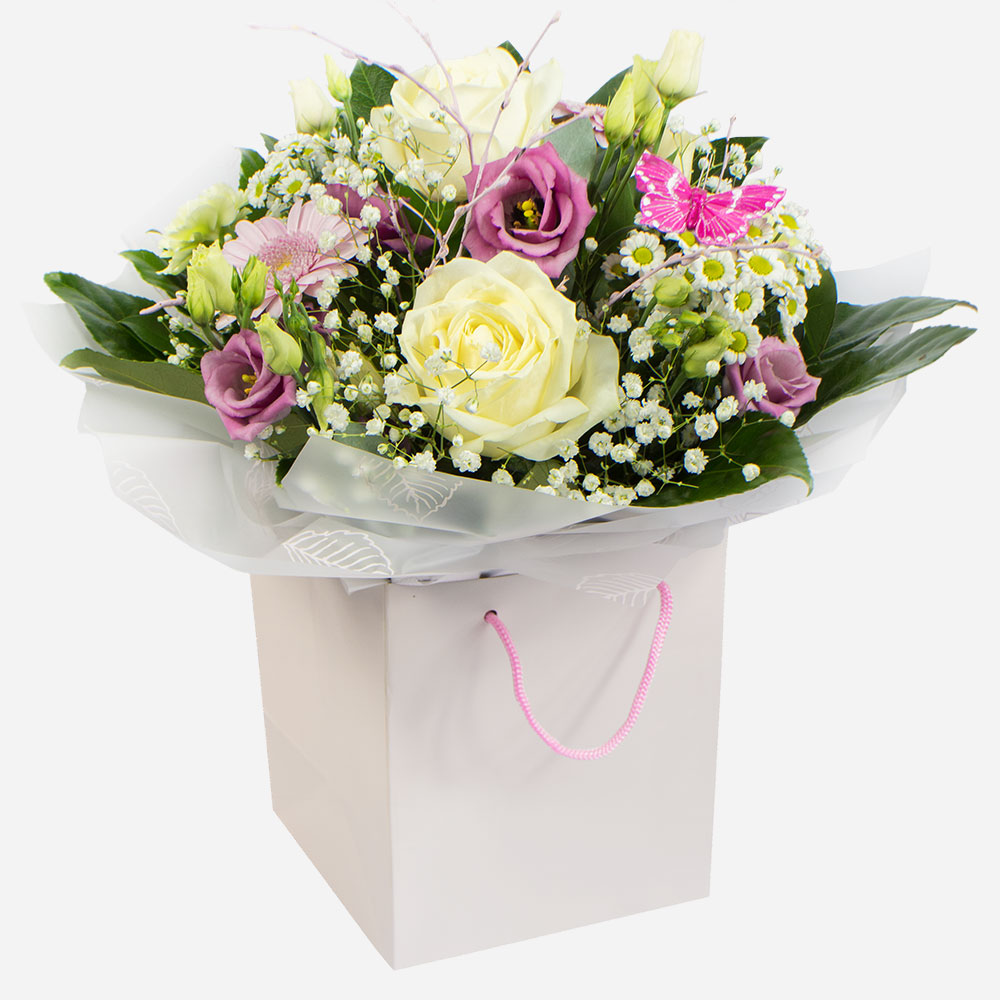 Order Love You Mum Flowers