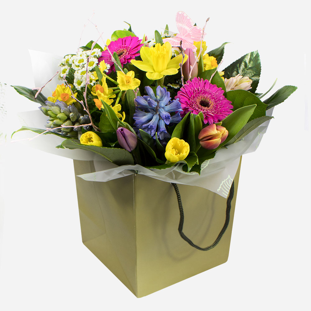 Order Fresh Morning Handtied flowers