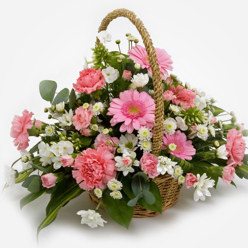 Order a Pretty Basket for Mother's Day
