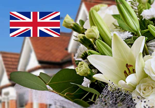 Send Flowers To The Uk From Australia