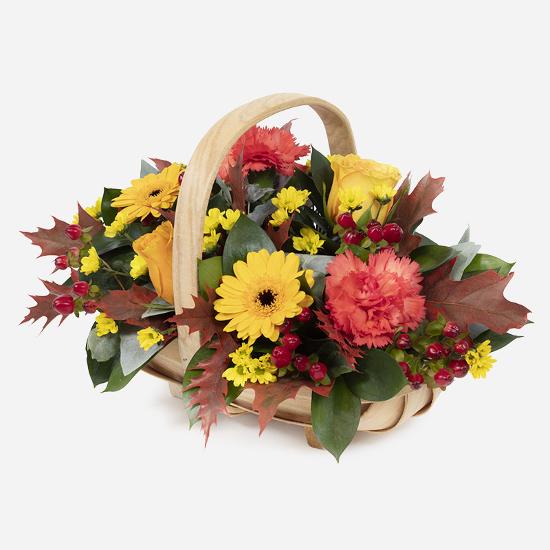 Click to order Autumn Hedgerow Basket