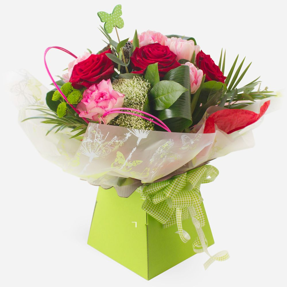 Send Birthday Flowers In Uk By Local Florists