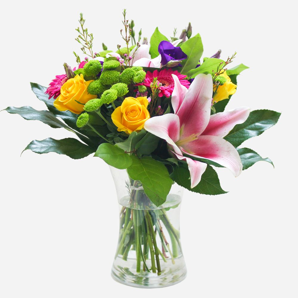 Send flowers to australia from uk order an elegant vase izmirmasajfo
