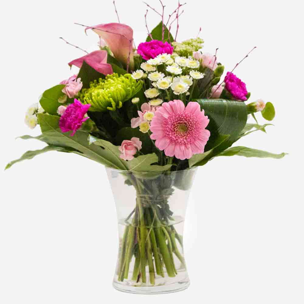 Order Good Morning Handtie Flowers