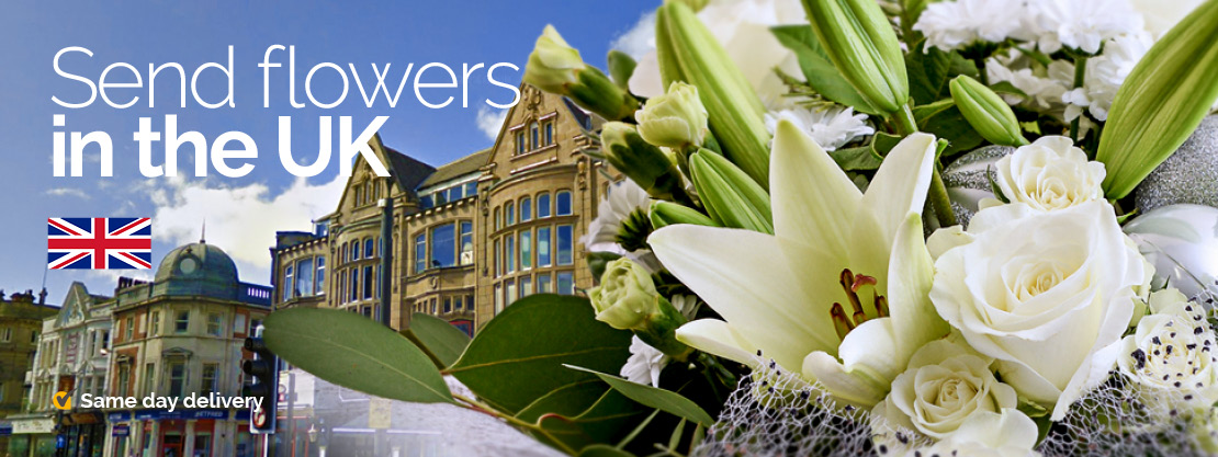 flower delivery uk banner