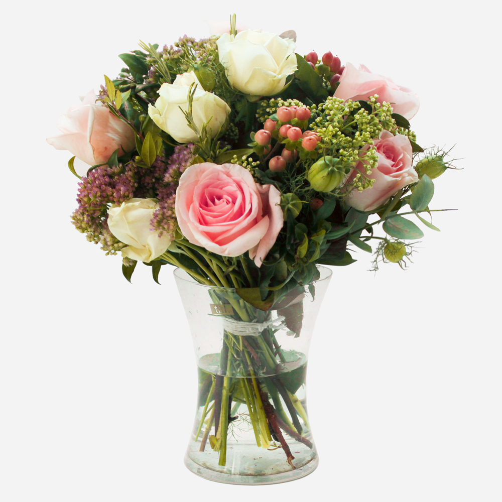 Order On Vintage Flowers for Mother's Day