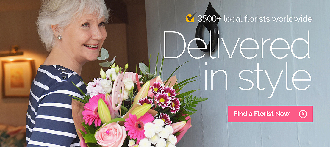 Find a Florist in the USA
