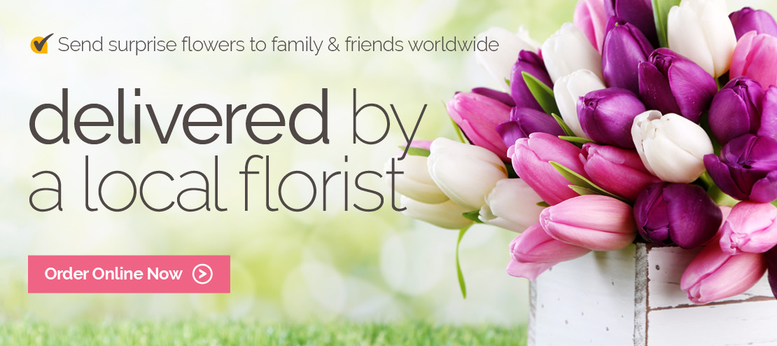 Send Flowers Worldwide for Easter