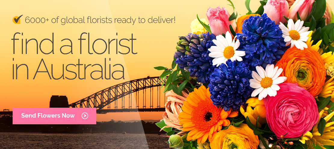 Find a Florist in Austraila