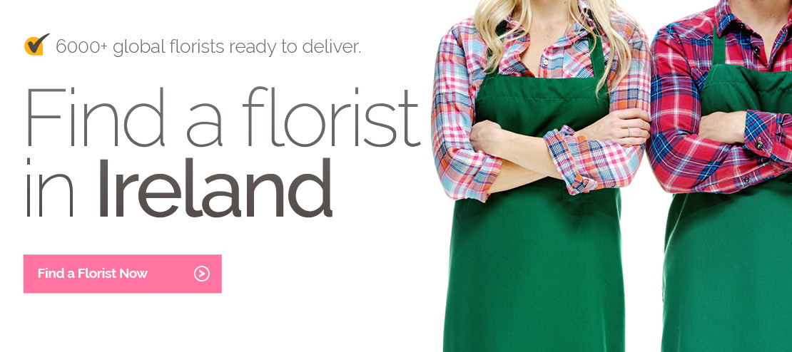Local Florist Delivery in Ireland