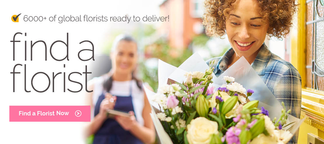 Find a Florist in the UK