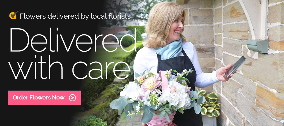 Flowers delivered with care by local florists in Switzerland