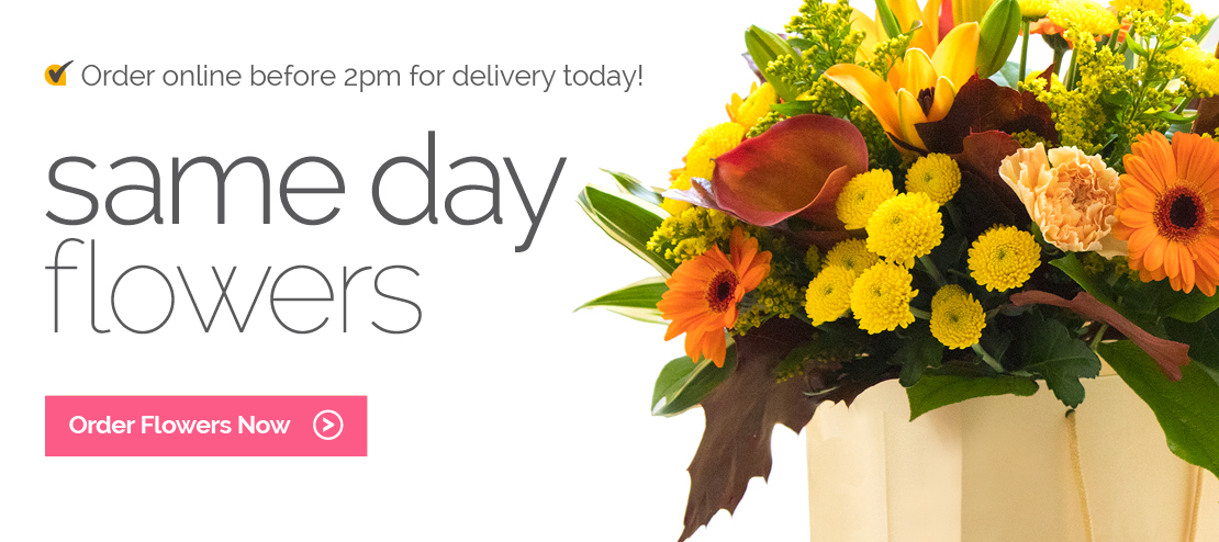 Order Same Day Flowers with Direct2Florist