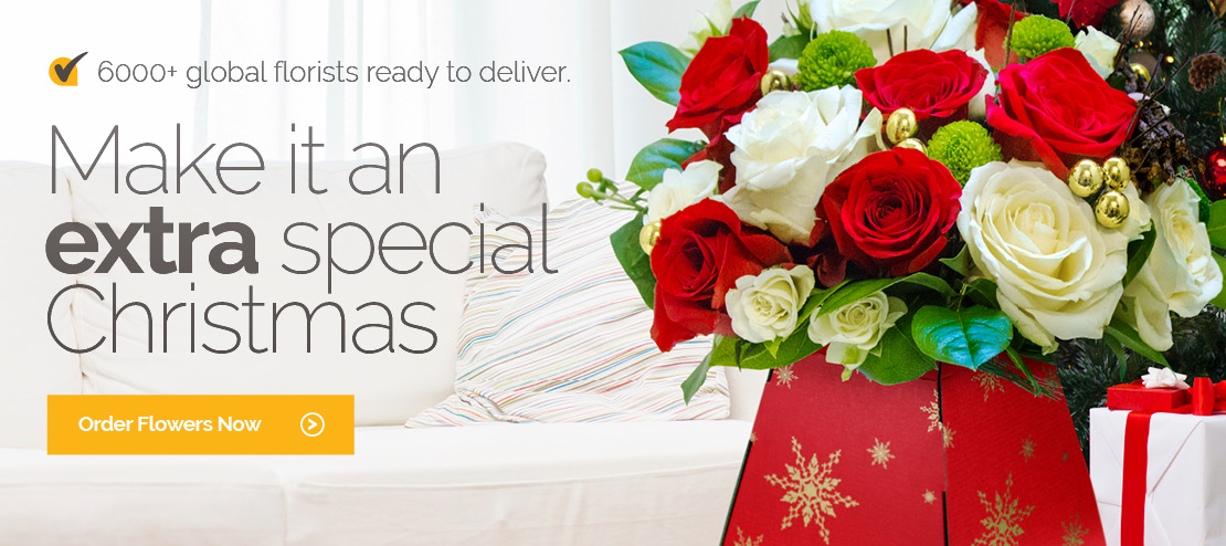Special Christmas Bouquets in Australia