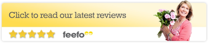 Click to read out latest reviews on feefo